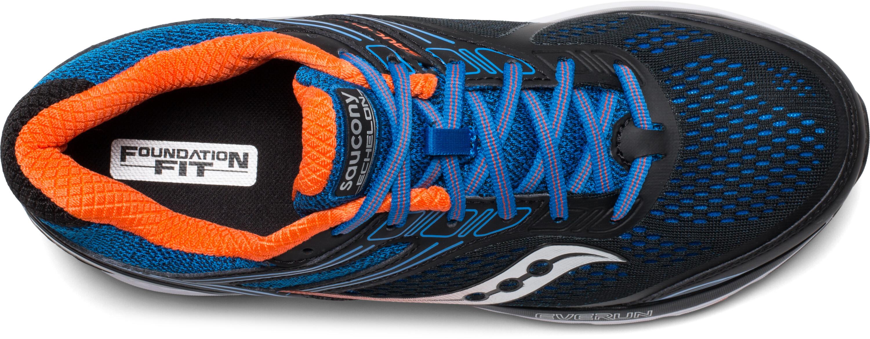 saucony Echelon 7 scarpe da corsa Uomo blu nero su Bikester 293c42b6808